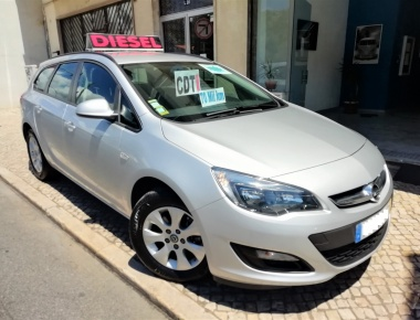 Opel Astra Sports Tourer 1.6 CDTI Selection S/S