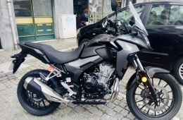 Honda CB500 XA