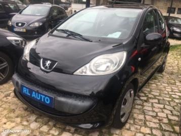 Peugeot 107 1.0 (68 CV) TRENDY
