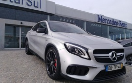 Mercedes-benz Gla 45 amg 4-matic