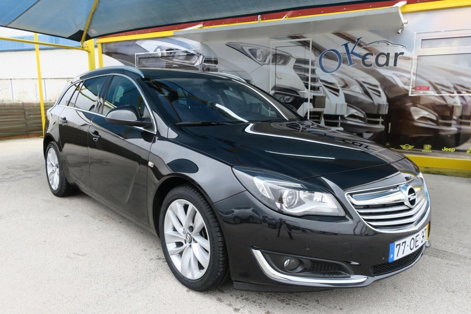 Opel Insignia ST 2.0 CDTi Cosmo GPS 163cv