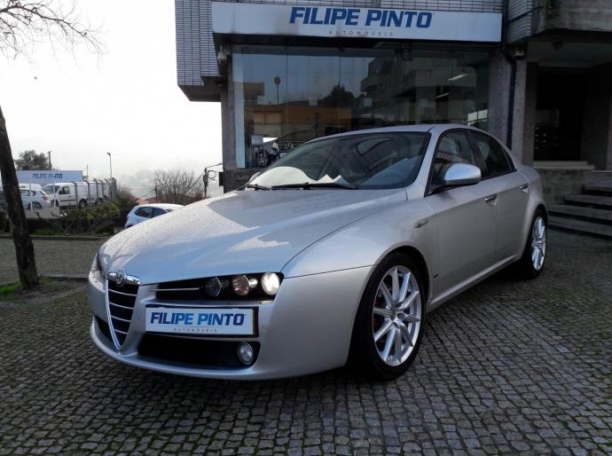 Alfa Romeo 159 1.9 JTD-M 16V