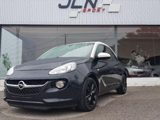 Opel Adam, 2015