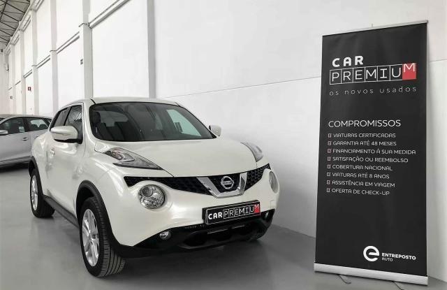 Nissan Juke 1.5 dCi Acenta Connect