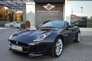 Jaguar F-type 3.0 v6 s/c auto