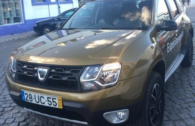 Dacia Duster dCi 110 Black Shadow