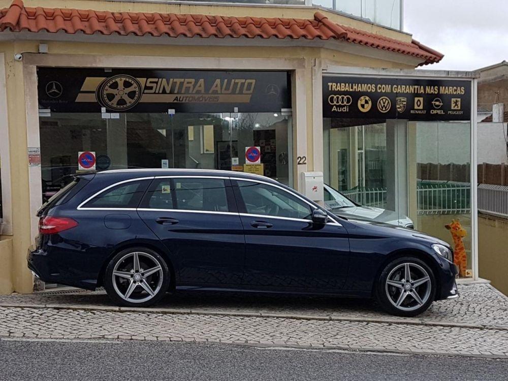 Mercedes-benz C 220 C 220 d AMG Line Aut.
