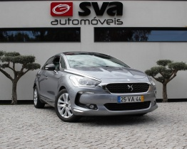 DS 5 1.6 BlueHDI So Chic 120 cv Nacional