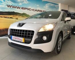 Peugeot 3008 1.6 e-HDi Allure 2-Tronic