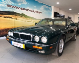 Jaguar Xj6 4.0 Sovereign