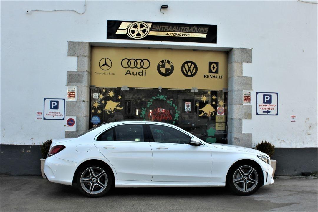 Mercedes-benz C 180 AMG AUTO (Motor Mercedes | Modelo Novo)