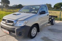 Toyota Hilux 2.5 d4-d 120cv