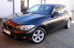 BMW 116 D Automático Nacional