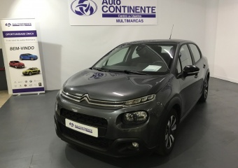 Citroën C3 1.6BlueHDi 75CVM Feel 5P