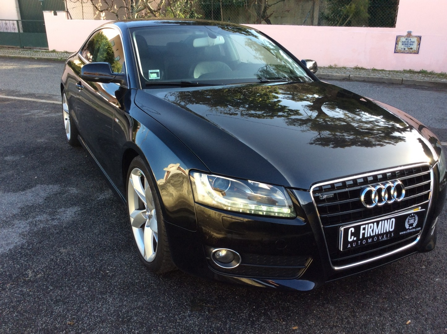 Audi A5 2.0 TDI COUPE S LINE