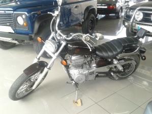 Suzuki LS 650 .