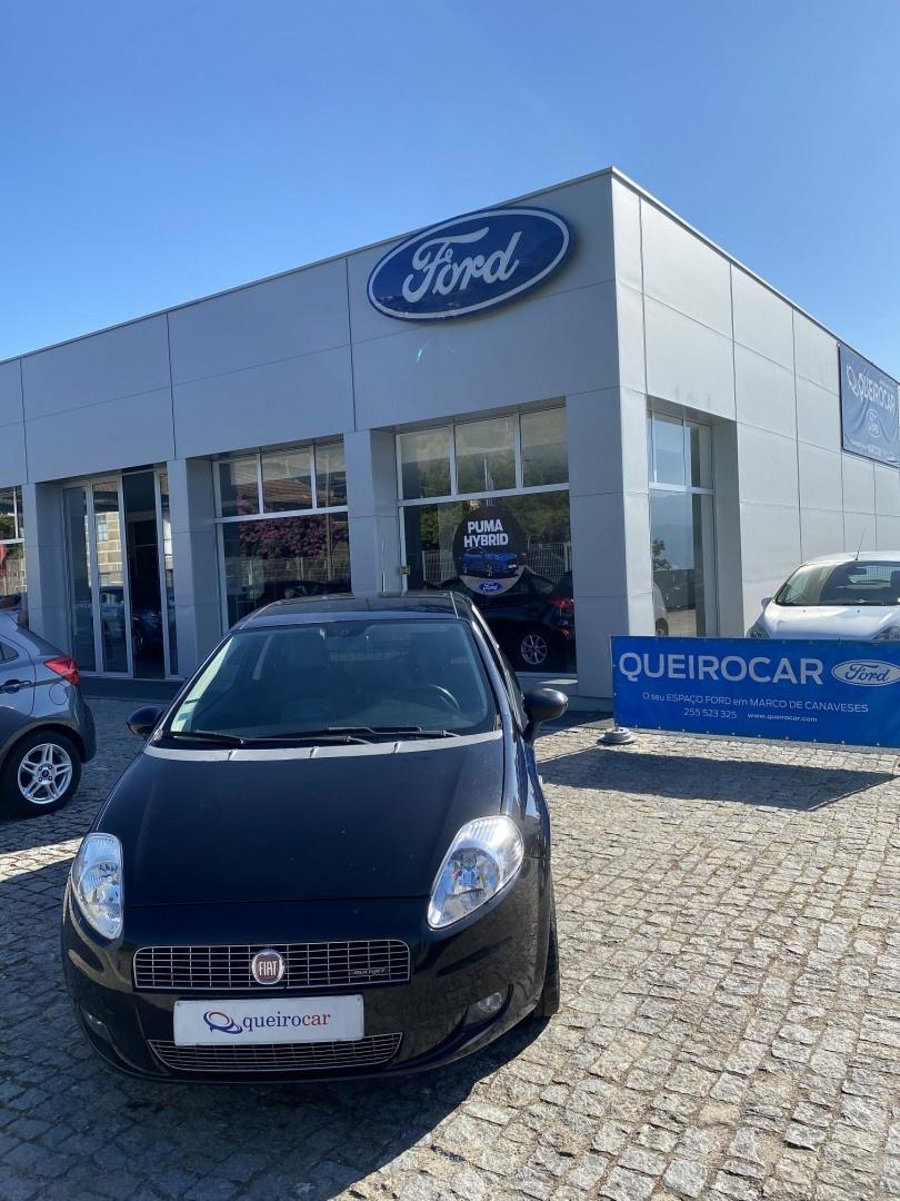 Fiat Grande Punto 1.3 MultiJet VAN