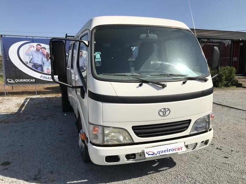 Toyota Dyna D4D Cabine Tripla