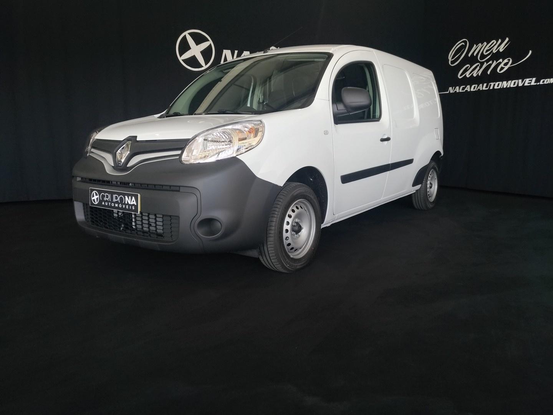 Renault Kangoo II L2H1 Maxi 1.5 Dci 90cv Start and Stop 5 velocidades 3 lugares Business Ac Plus 5 portas