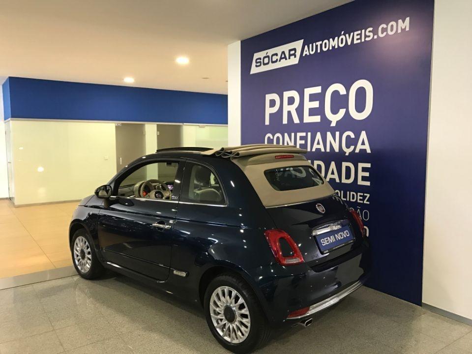 Fiat 500c 1.2 Lounge S&S