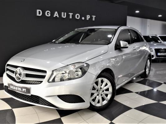 Mercedes-Benz 180, 2014