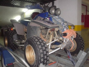 Yamaha WARRIOR -
