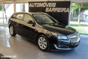 Opel Insignia sports tourer 2.0 CDTi Executive S/S
