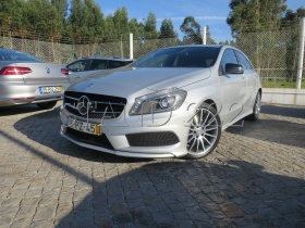 Mercedes-Benz A 180 CDI BLUE EFFICIENCY AMG