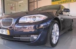 BMW 520 Vendido Santarém