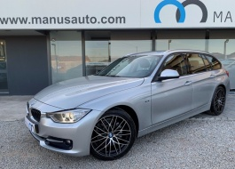 BMW 320  D Touring Efficinte Dynamics Line Sport GPS
