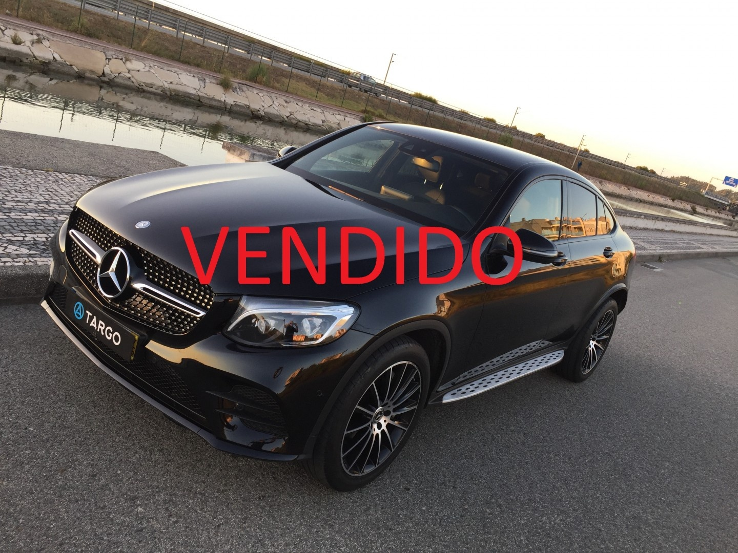 Mercedes-Benz GLC 250D COUPE 4MATIC AMG