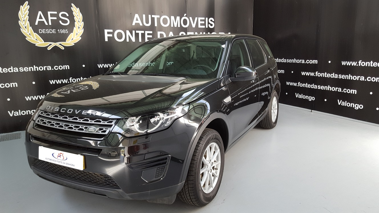 Land Rover Discovery Sport 2.2 TD4 S