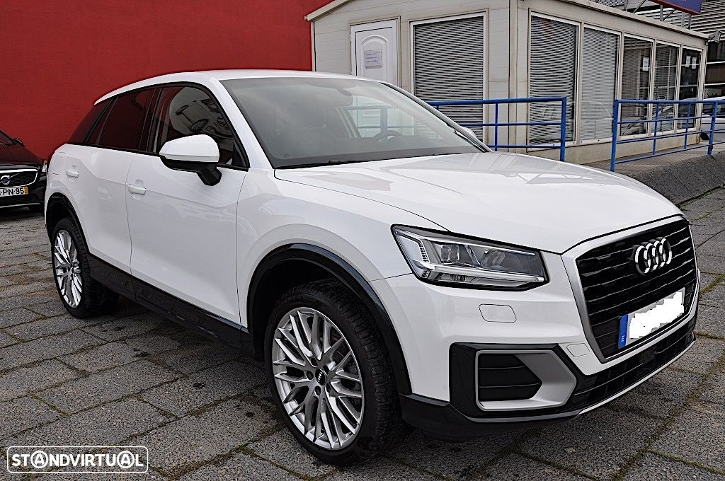 Audi Q2 1.6Tdi Design Tech