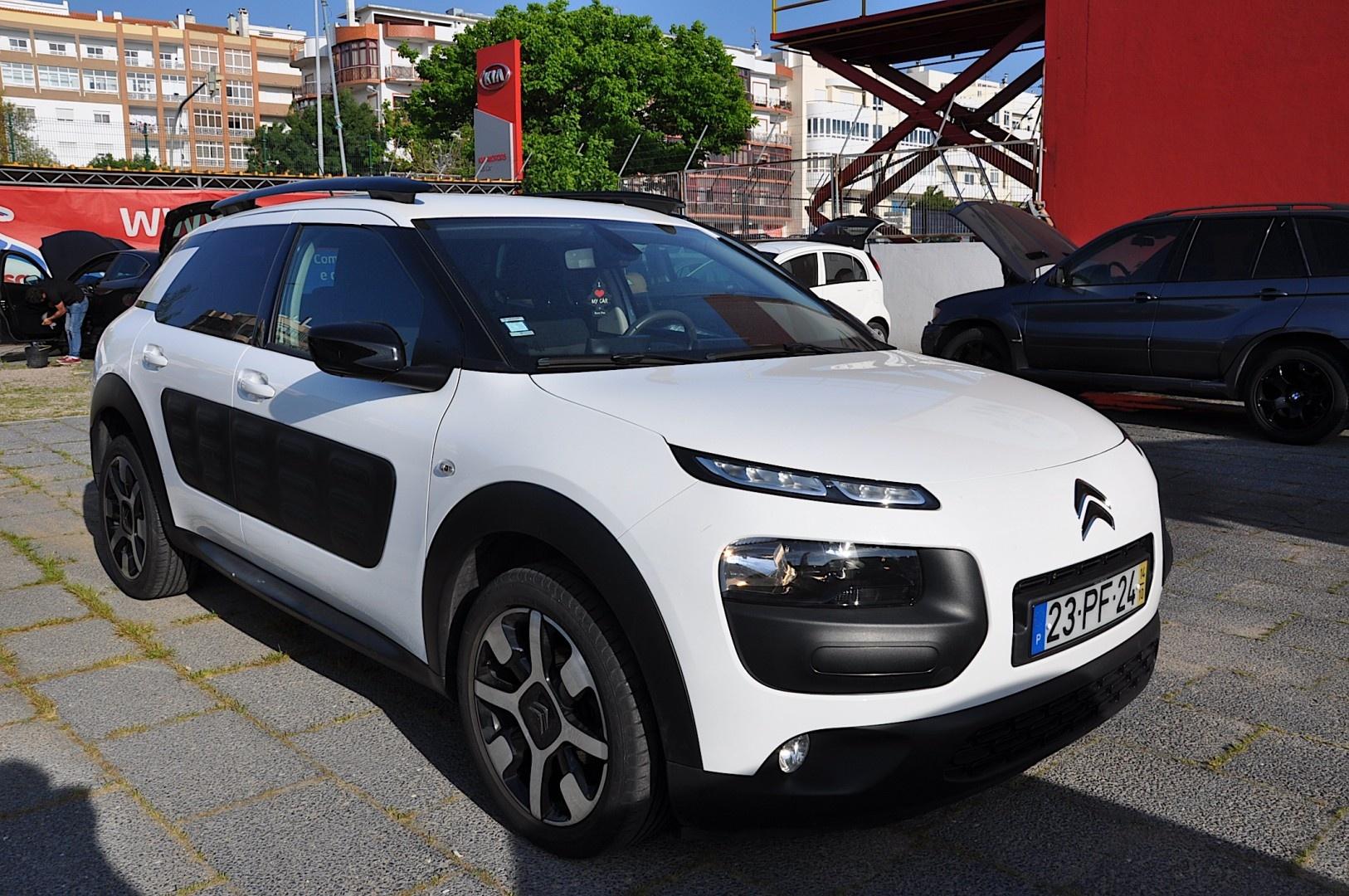 Citroën C4 Cactus 1.2Vti Feel