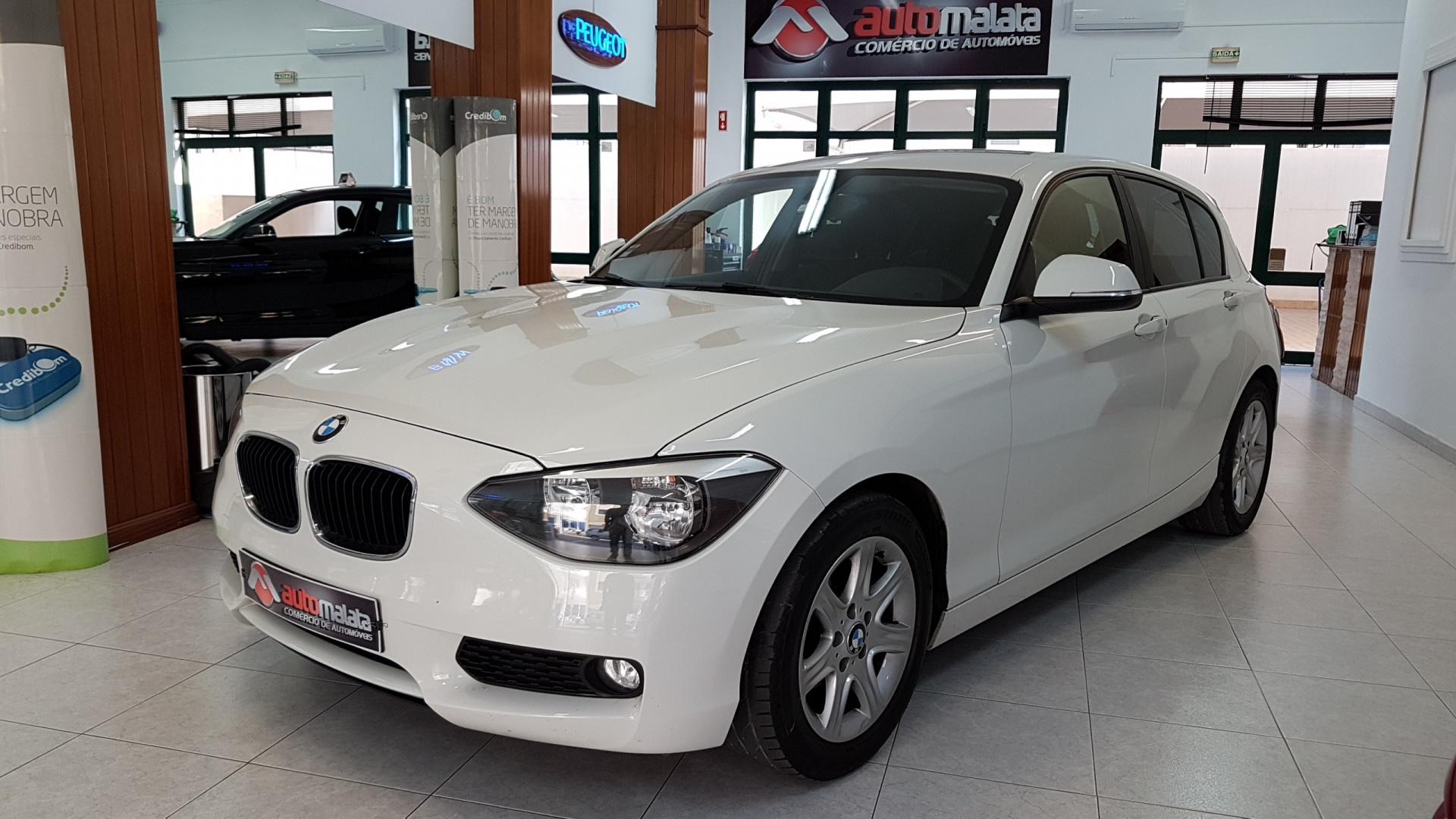 BMW Série 1 EfficientDynamics