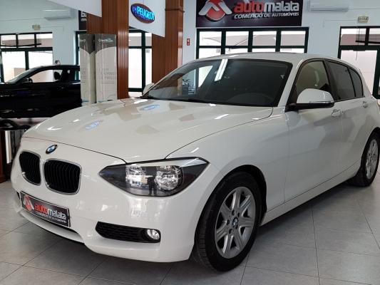 BMW Série 1, 2012