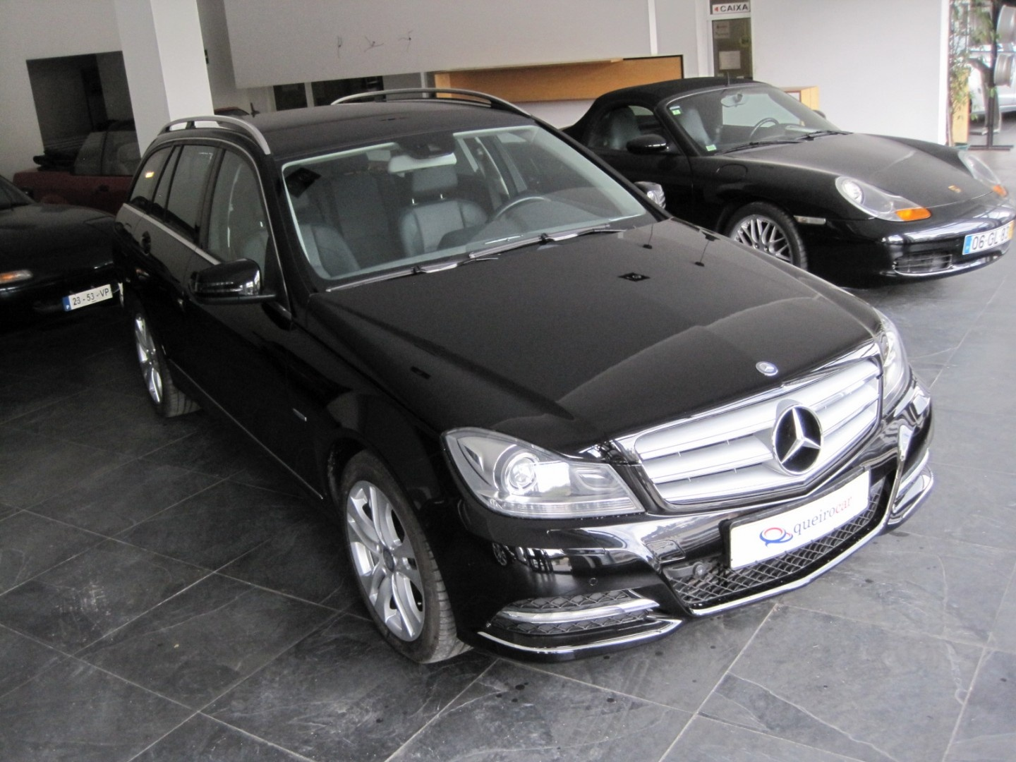 Mercedes-Benz C 250 cdi Avantgarde