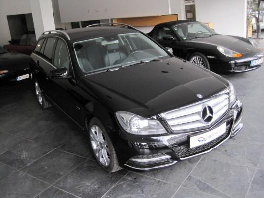 Mercedes-Benz C 250, 2012