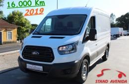 Ford Transit 2.0 TDCi L2 // 2019 // 16.000 Km