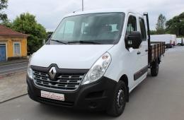 Renault Master 2.3 dCi CAB/DUPLA // 2018 // 82.000 Km