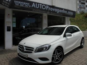 Mercedes-Benz Classe A 180 cdi Aut