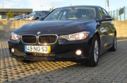 BMW 320 VENDIDO