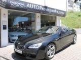 BMW 640 d Cabrio Pack M 313 Cv