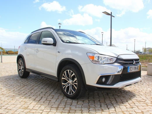 Mitsubishi ASX  1.6DID INST.CONNECT