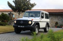 Mercedes-benz G 300 300 GD