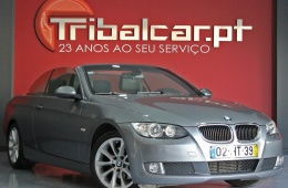 BMW 320 D CABRIO