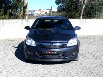Opel Astra 1.8 Twin Top Automático