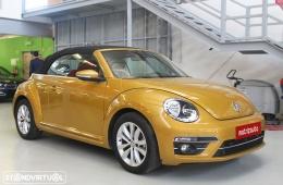 Vw New beetle cabriolet cabrio 1.2 tsi design dsg