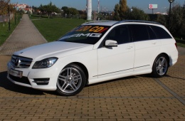 Mercedes-Benz C 220 Station Wagon AMG