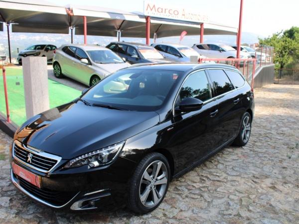 Peugeot 308 SW  GTLine 1.6 HDI EAT6 115CV